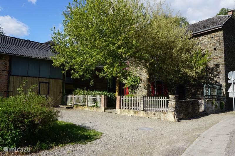 Ferienwohnung Belgien, Ardennen, Vielsalm Gîte / Hütte Moulin de Golonfa