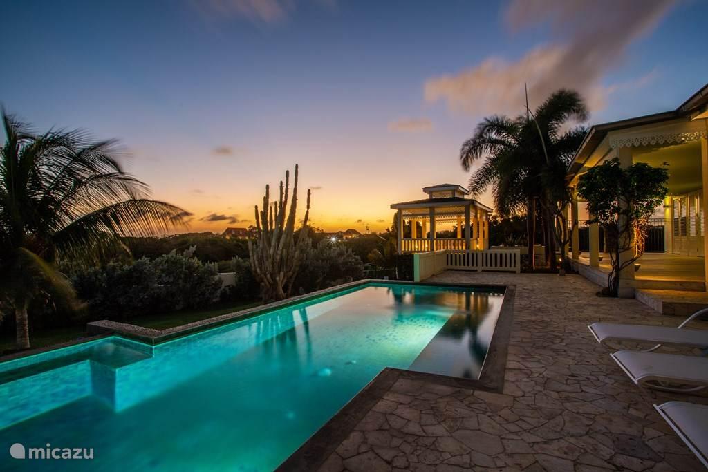 Vakantiehuis Curaçao, Banda Ariba (oost), Jan Thiel Villa Villa Libre Curacao