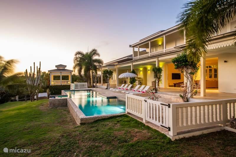 Vacation rental Curaçao, Banda Ariba (East), Jan Thiel Villa Villa Libre Curacao