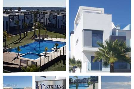 Vakantiehuis Spanje, Costa Blanca, Ciudad Quesada - appartement Penthouse Dream Away