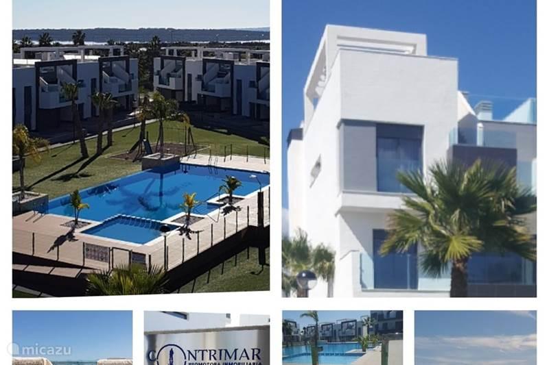 Vakantiehuis Spanje, Costa Blanca, Guardamar del Segura Appartement Dream Away