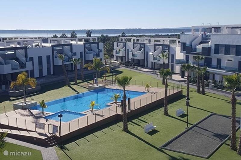Vakantiehuis Spanje, Costa Blanca, Guardamar del Segura Appartement Penthouse Dream Away