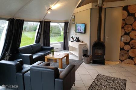 Vakantiehuis Nederland, Noord-Brabant, Chaam bungalow Iglo Bungalow 17