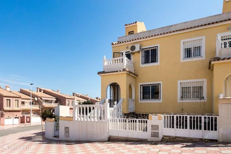 Vakantiehuis Spanje, Costa Blanca, Gran Alacant - Santa Pola Vakantiehuis Casa Soleada