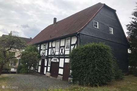 Vakantiehuis Duitsland, Sauerland, Medebach vakantiehuis Musikhaus Medebach