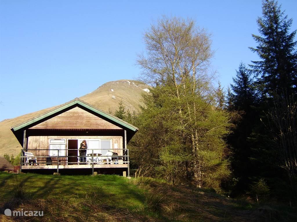 Vakantiehuis Groot-Brittannië, Schotland, Crianlarich Vakantiehuis Heron
