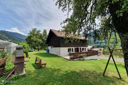 Vakantiehuis Frankrijk, Haute-Savoie, Chevenoz vakantiehuis Haute Vue
