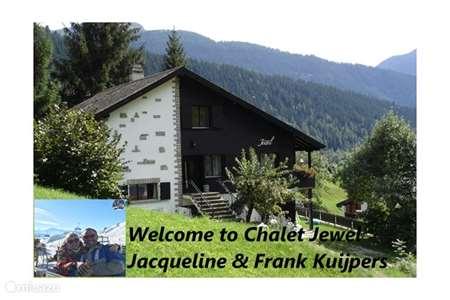 Vakantiehuis Zwitserland, Wallis, Fieschertal chalet Jewel Triplex