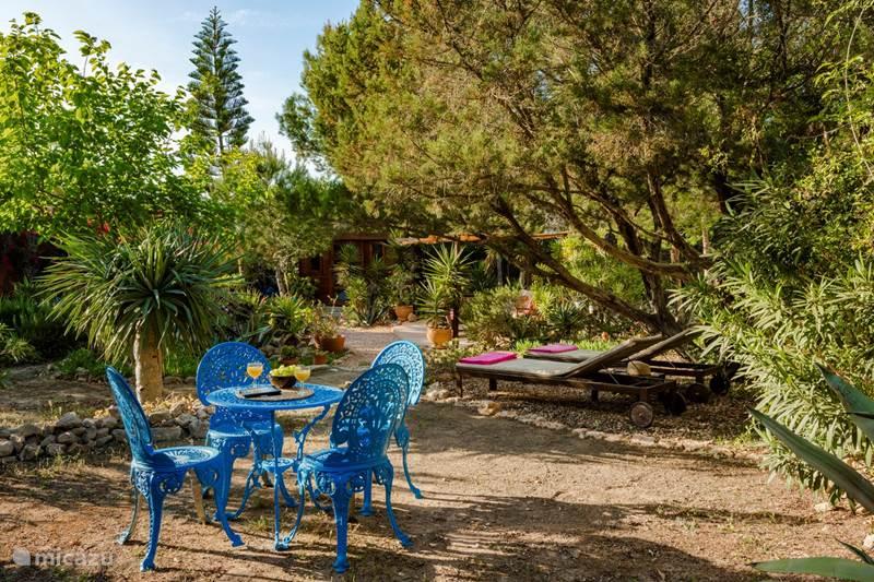 Vakantiehuis Spanje, Formentera, Es Pujols Vakantiehuis Casa Sitta