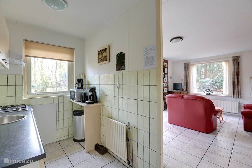 Vakantiehuis Nederland, Drenthe, Meppen Bungalow Huisdiervriendelijk Vakantiehuis