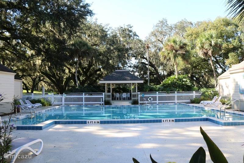 Vakantiehuis Verenigde Staten, Florida, Orlando Appartement On land vakantiehuis