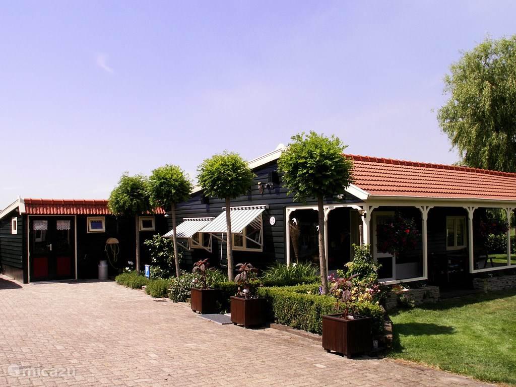 Vakantiehuis Nederland, Noord-Brabant, Bergen Op Zoom Vakantiehuis Meerie's Cottage