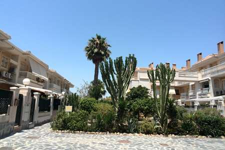 Vacation rental Spain, Costa Blanca, Santa Pola terraced house Casa Santa Pola