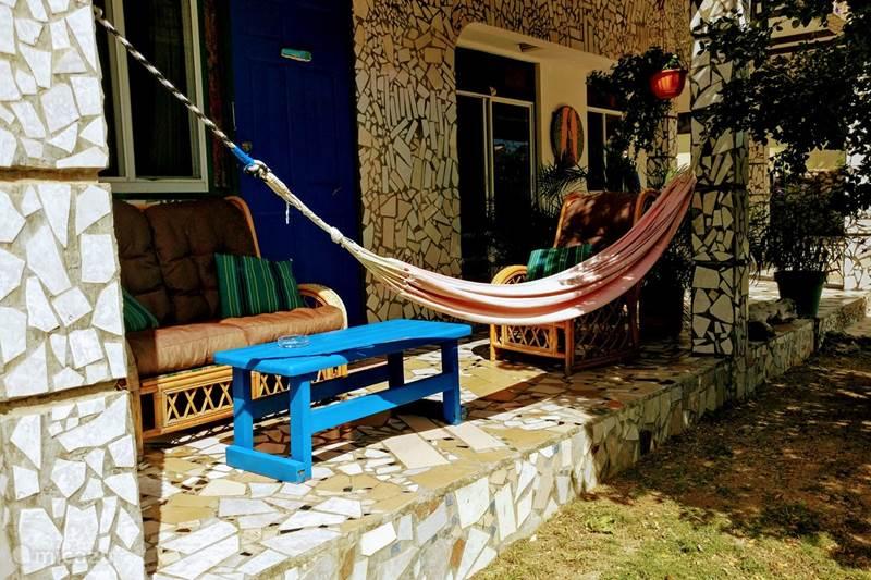 Vakantiehuis Aruba, Centraal Aruba, Santa Cruz Appartement The Mosaic House Apartment