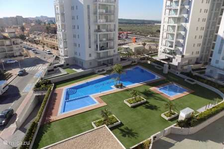 Vakantiehuis Spanje, Costa Blanca, Torrevieja - appartement Aqua Nature 2.7D