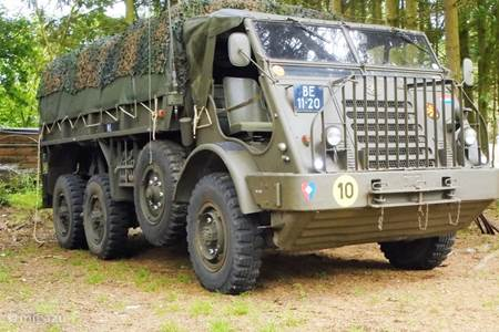 Militaire Truck
