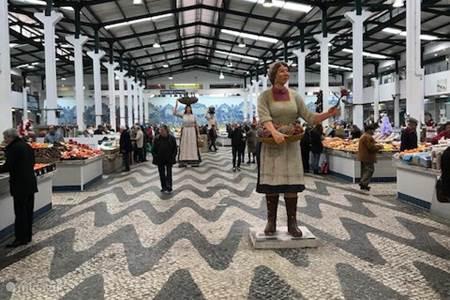 Vismarkt in Setúbal