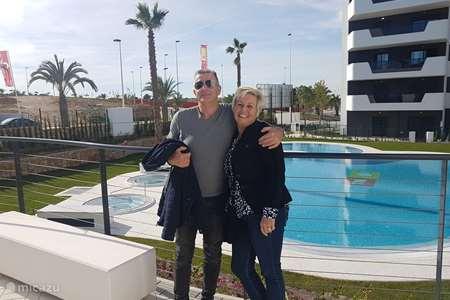 Vakantiehuis Spanje, Costa Blanca, Gran Alacant - Santa Pola - appartement Rosa