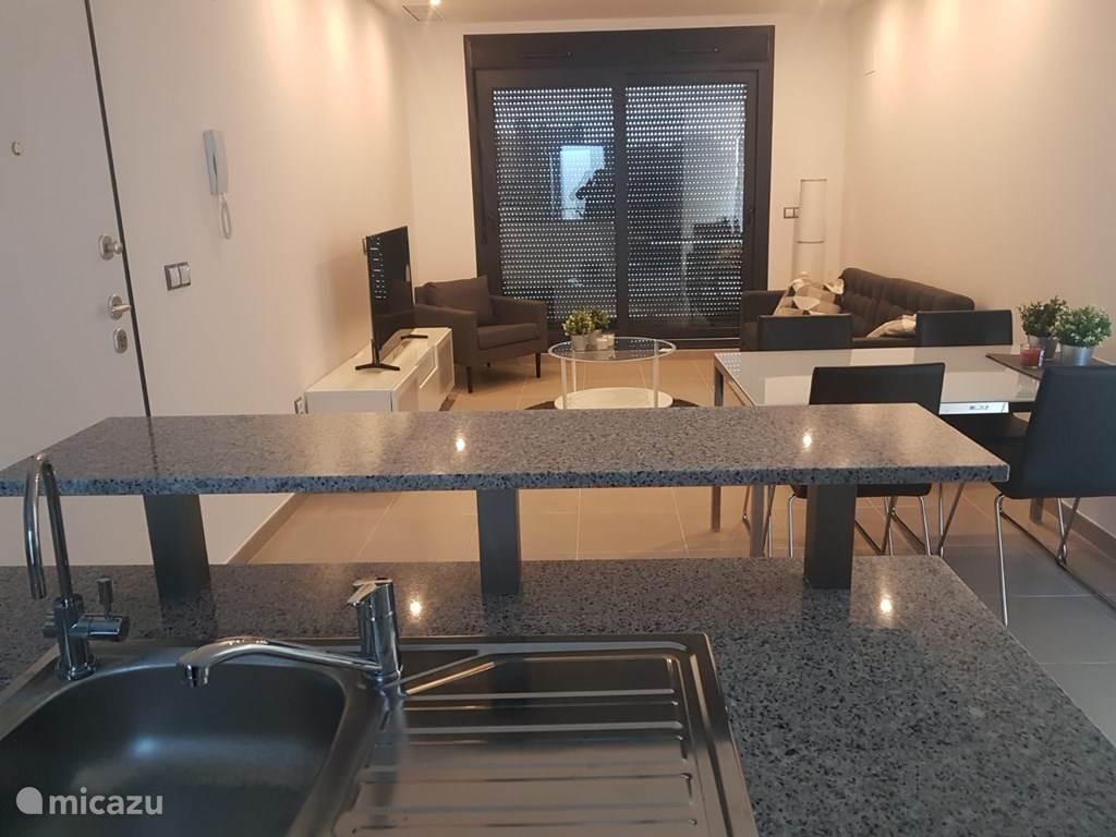 Vakantiehuis Spanje, Costa Blanca, Los Arenales Del Sol Appartement Rosa