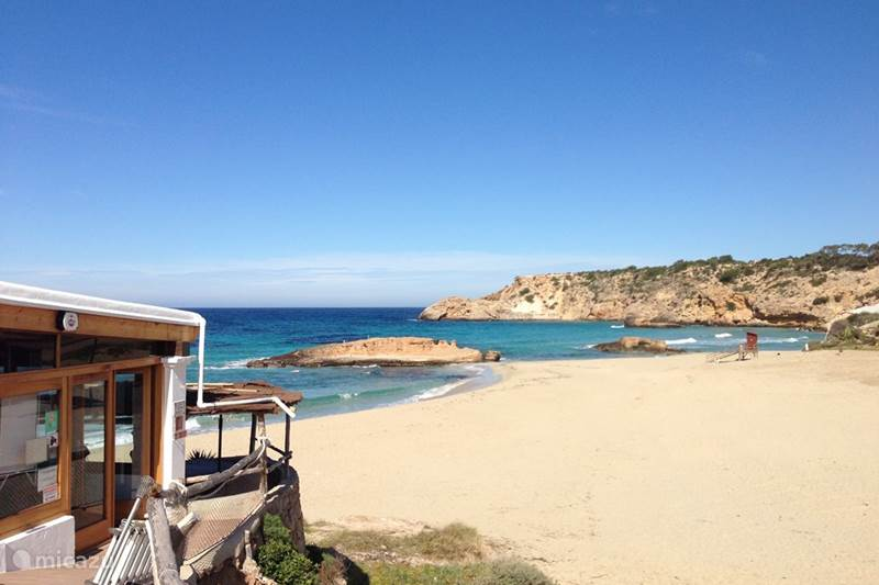 Vakantiehuis Spanje, Ibiza, Cala Tarida Appartement Ibiza - Cala Tarida - Las Terrazas