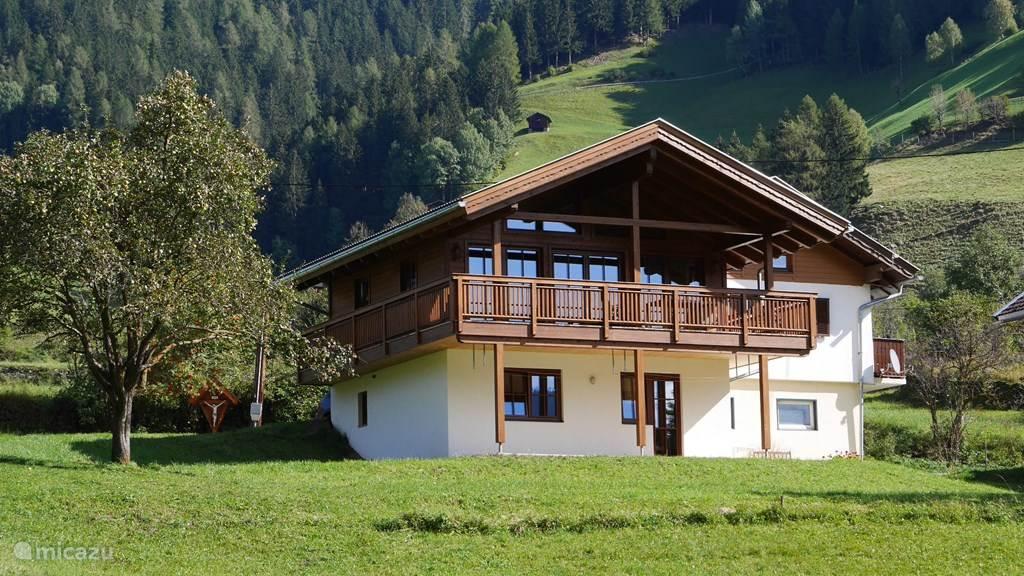 Vakantiehuis Oostenrijk, Karinthië, Grosskirchheim chalet Haus Tendler Edelweiß