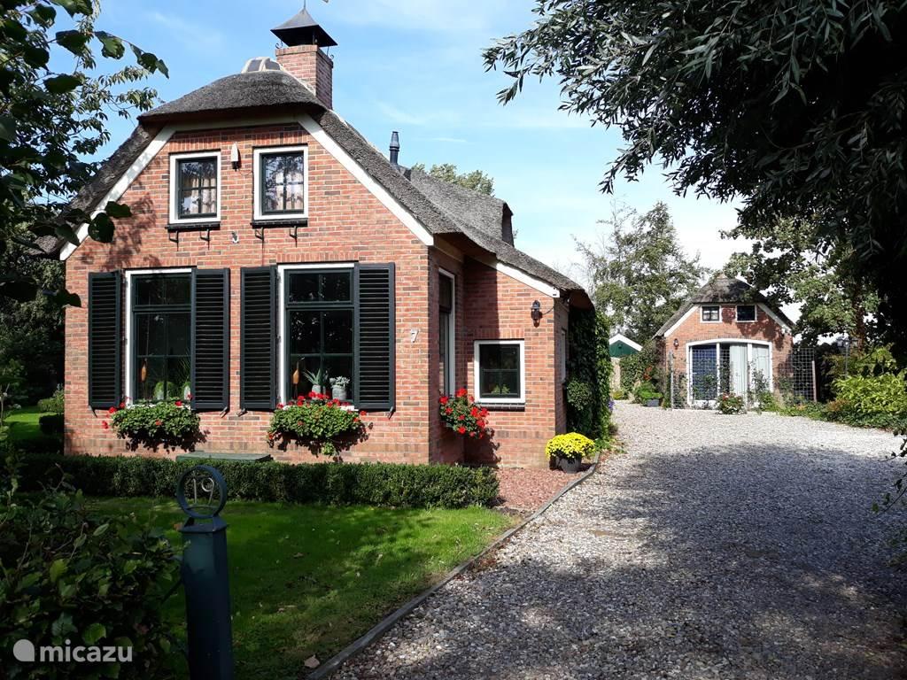 Vakantiehuis Nederland, Groningen, Lutjegast Villa Enjoy rustic rural