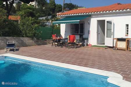 Vacation rental Spain, Costa Brava, Lloret de Mar holiday house Casa Familia