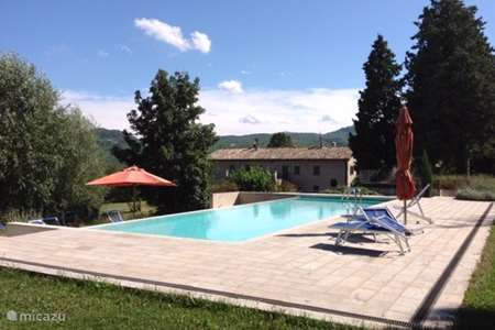 Vakantiehuis Italië, Marche, Sant'Angelo in Vado vakantiehuis  Ca'Salvatore, Ca'Balsamino