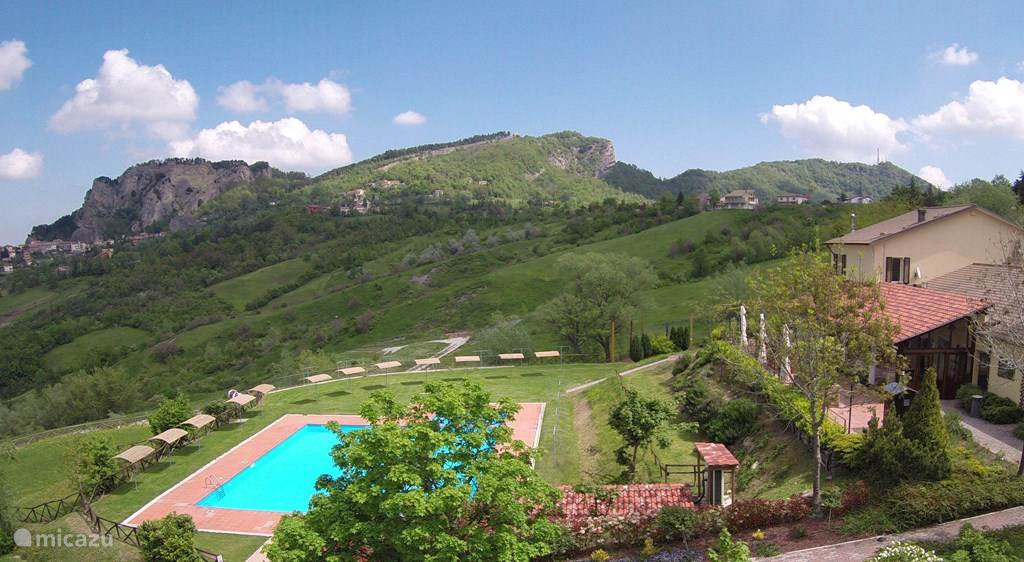 Vakantiehuis Italië, Emilia-Romagna, Novafeltria appartement Appartement Dal