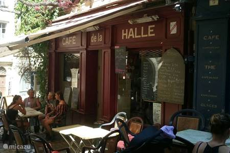 Film cafe Saint Antonin Noble Val