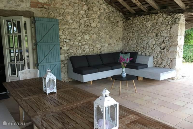 Vacation rental France, Tarn-et-Garonne, Fauroux  Gîte / Cottage Maison le Pech
