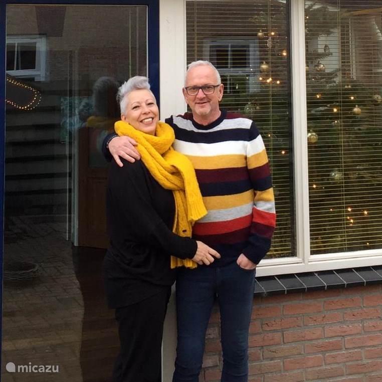 Elles en Hans van der Park