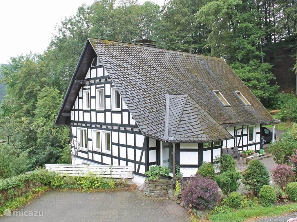 Vakantiehuis Duitsland, Sauerland, Nordenau - Winterberg vakantiehuis Haus am Sonnenpfad