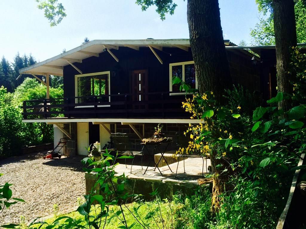 Vakantiehuis België, Ardennen, Lierneux Chalet Chalet Trou De Bra