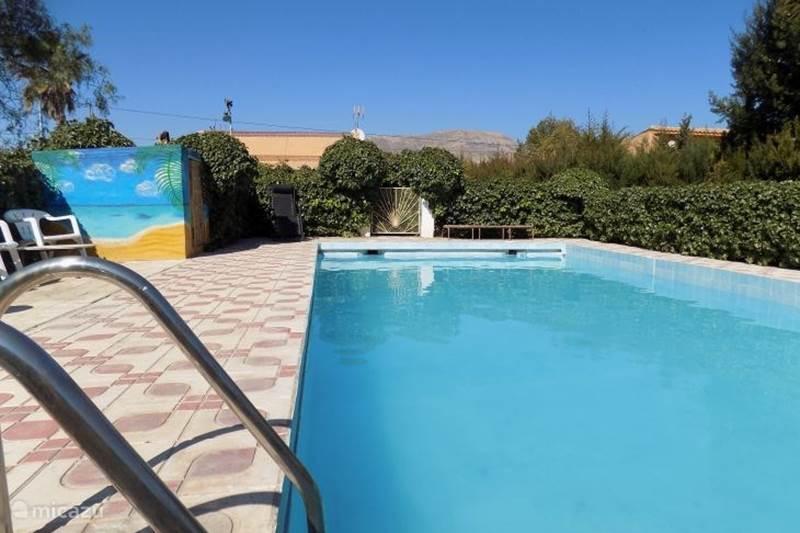 Vakantiehuis Spanje, Costa Blanca, Monforte del Cid Villa Casa Camila