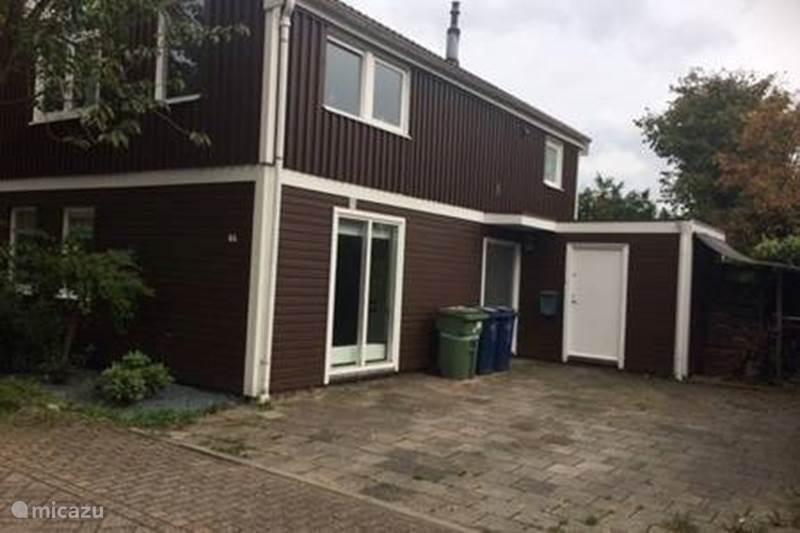 Vakantiehuis Nederland, Flevoland, Almere Geschakelde woning Familiehuis vlakbij Amsterdam