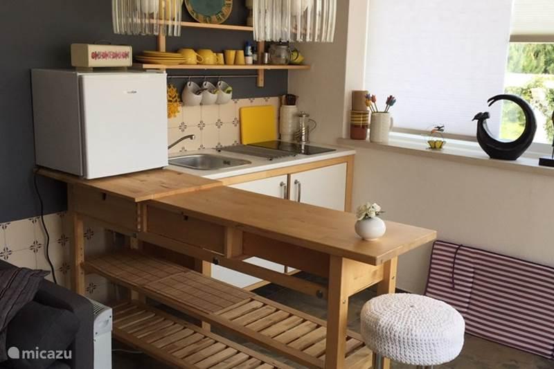 Vakantiehuis Portugal, Costa de Prata, Serra Do Bouro Appartement Hanson