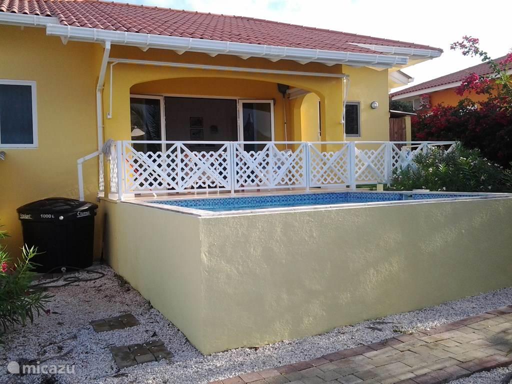 Vacation rental Curaçao, Banda Abou (West), Fontein Villa Villa Rulfina (A53)