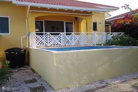Vakantiehuis Curaçao, Banda Abou (west), Fontein villa Villa Rulfina (A53)