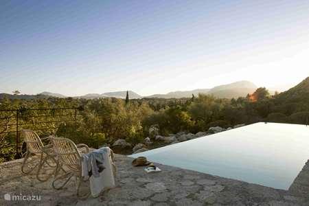 Vakantiehuis Spanje, Mallorca, Puerto Pollensa finca Dalt de can suau