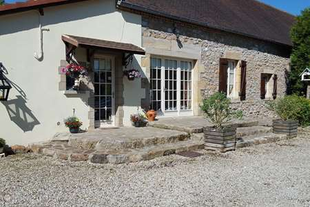 Vakantiehuis Frankrijk, Allier, Saint-Plaisir boerderij Domaine Le Taillis
