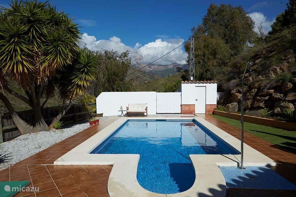 Vakantiehuis Spanje, Andalusië, Cómpeta Villa Casa Leanda