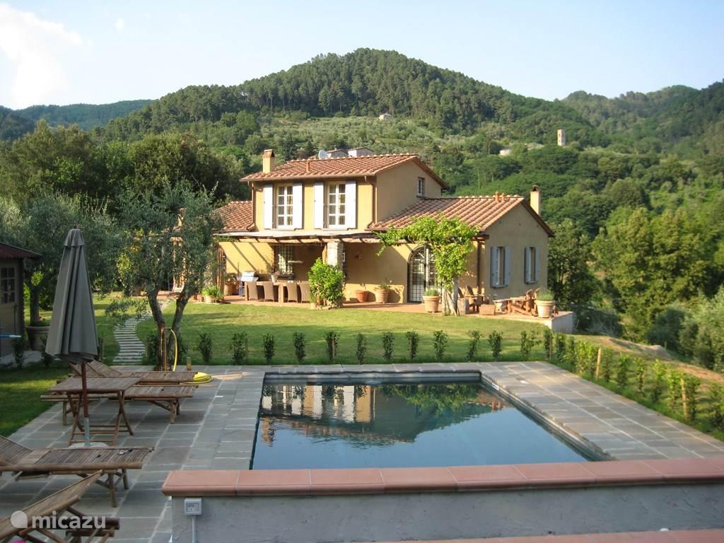 Vakantiehuis Italië, Toscane, Lucca villa Al Poggione