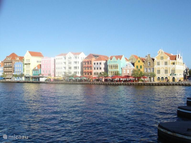 Willemstad easily accessible