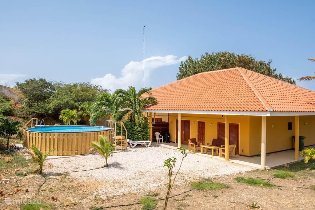 Vacation rental Curaçao, Banda Abou (West), Grote Berg Apartment Manor Kleine Berg apartment