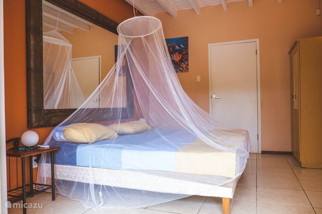 Vacation rental Curaçao, Banda Abou (West), Grote Berg Apartment Country house Kleine Berg apartment