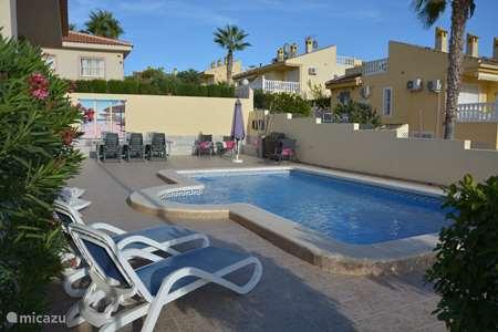 Vakantiehuis Spanje, Costa Blanca, Daya Vieja - villa Villa Casa Benimar Rojales