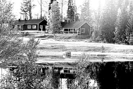 Vakantiehuis Zweden – vakantiehuis Vakantiehuis Rödvattnet