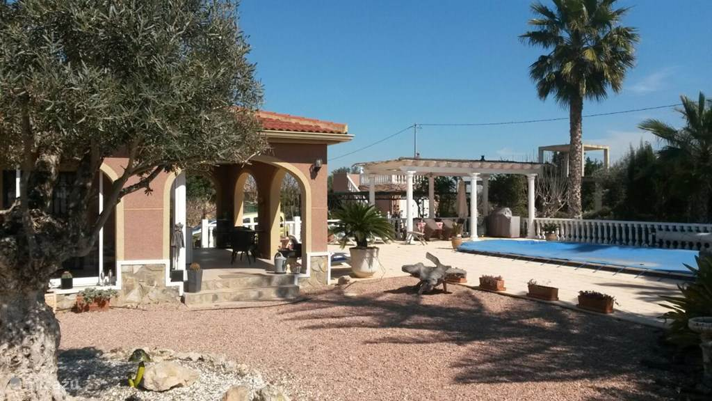 Vacation rental Spain, Costa Blanca, Daya Vieja finca Finca TWENTWEL