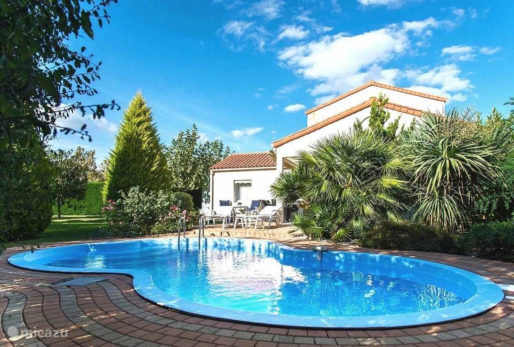 Vakantiehuis Frankrijk, Vendée, Château-d'Olonne villa Maison Soleil